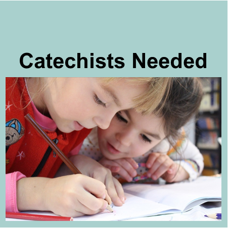 We need YOU to serve as a PREP catechist