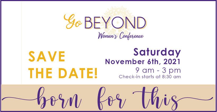 Go BEYOND Women's Conference